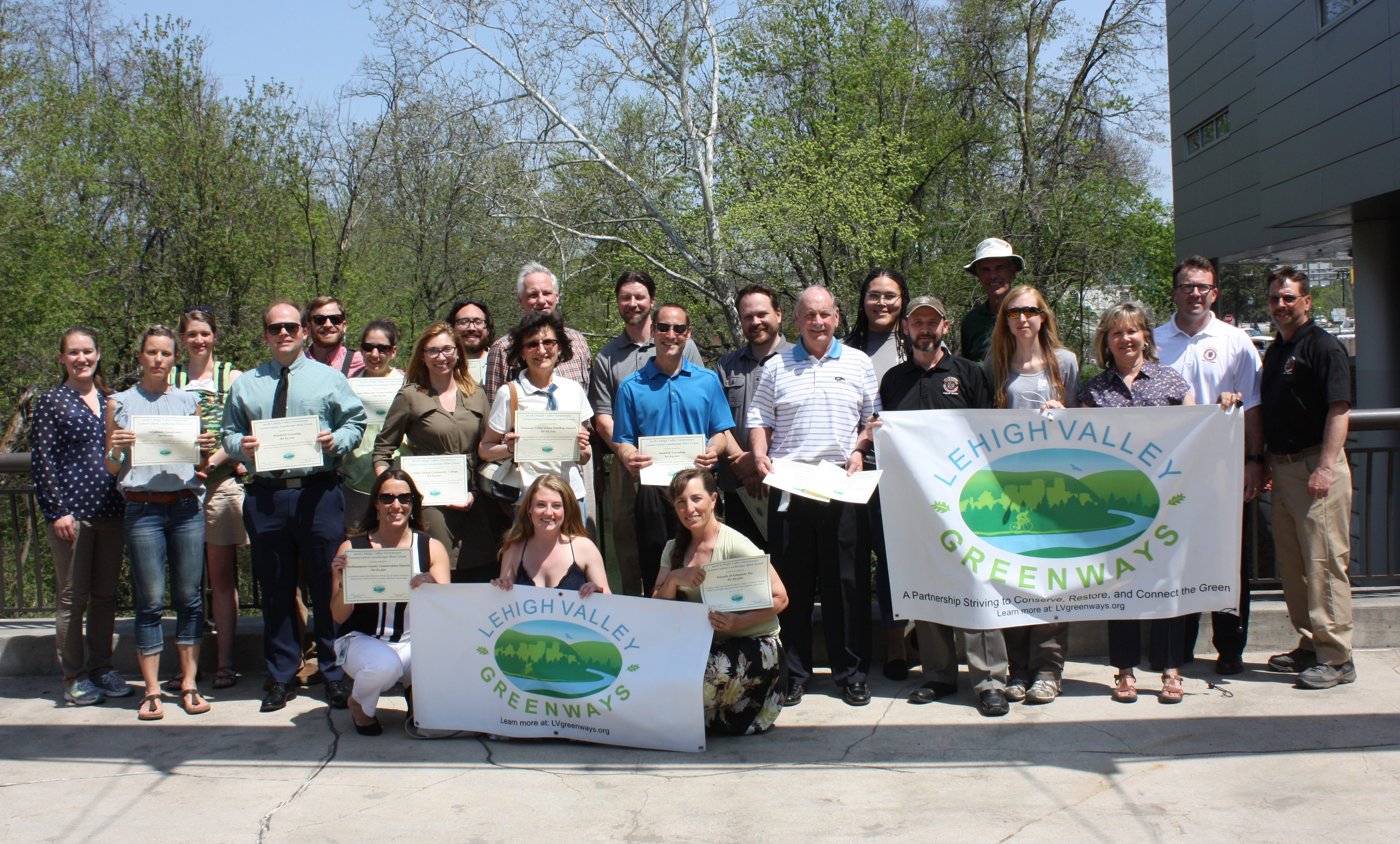 Lehigh Valley Greenways - Apply for a Mini Grant